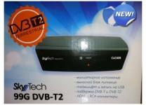 SkyTech DVB-T2 99G